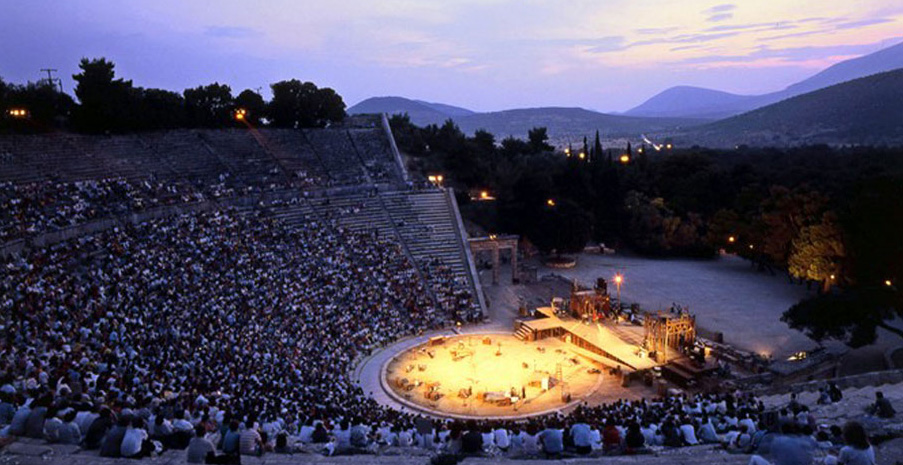Ancient Greek theatre with English supertitles – Cultour