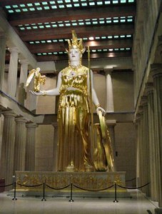 Greek Mythology goddess Athena