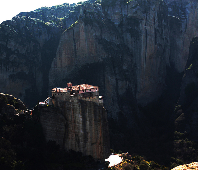Meteora magical monasteries