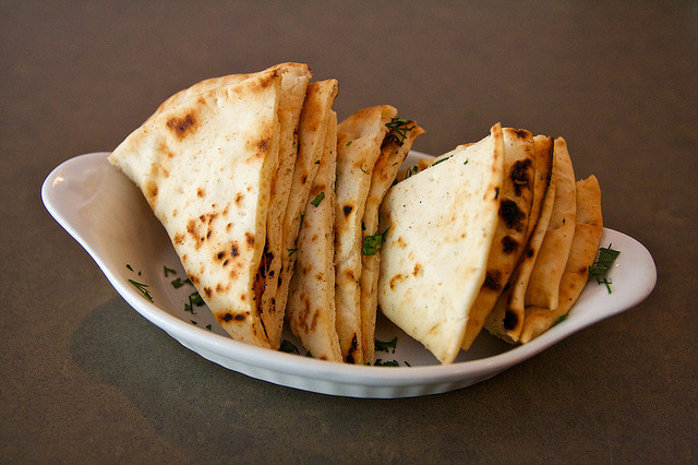 Greek pita bread recipe and video