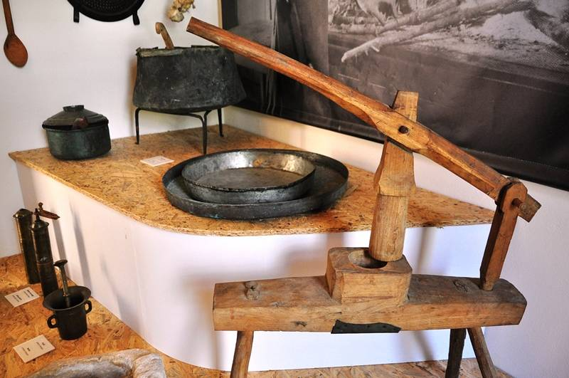 Greek gastronomy museum, culinary traditions