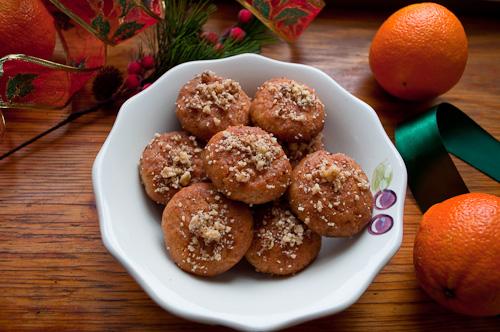 melomakarona, Christmas cookies