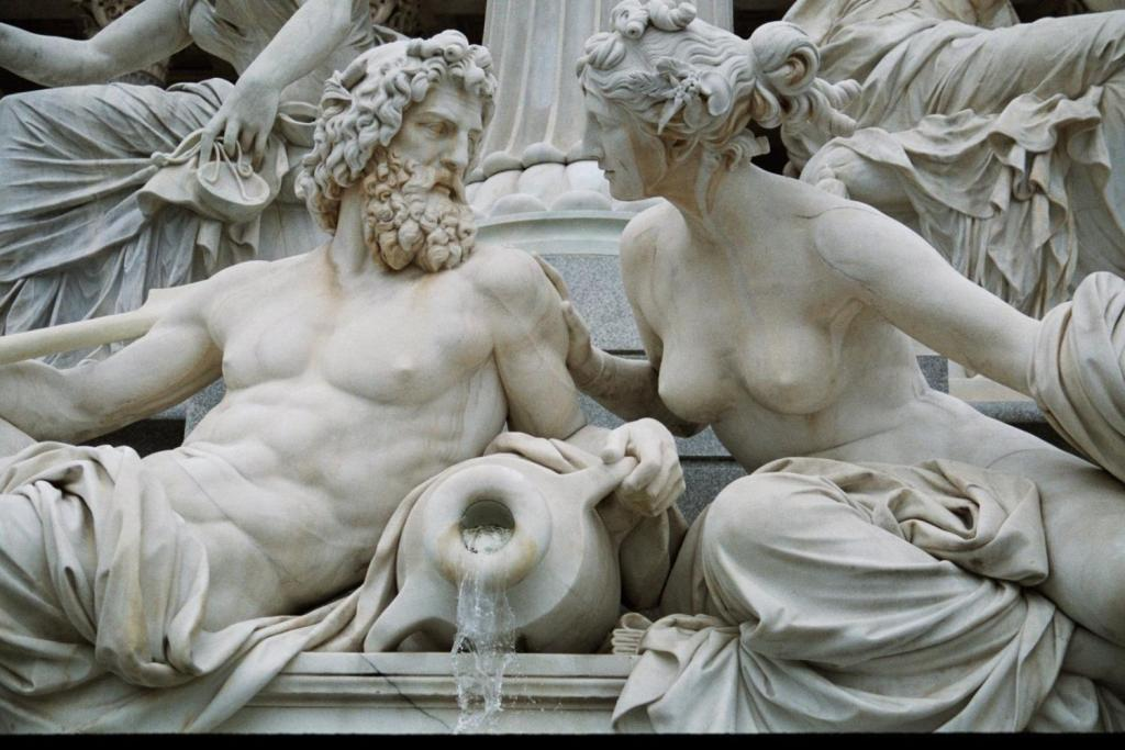 Who enjoys more intercourse? Greek mythology knows!