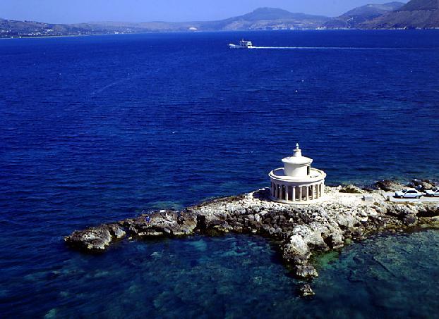 Lighthouse of Kefalonia Greece