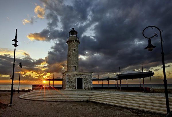 Lighthouse of Patras