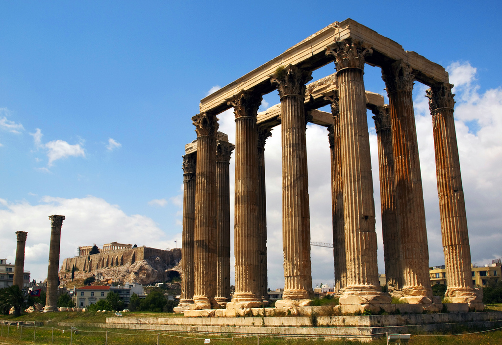 The most beautiful ancient Greek temples – Cultour